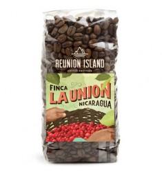 Reunion Island Nicaragua La Union Whole Bean Coffee