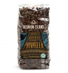 Reunion Island Organic Privateer Dark Whole Bean Coffee