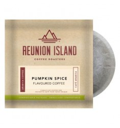 Reunion Island Pumpkin Spice Coffee Pods
