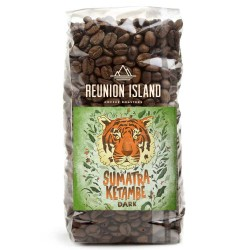 Reunion Island Sumatra Ketambe Whole Bean Coffee