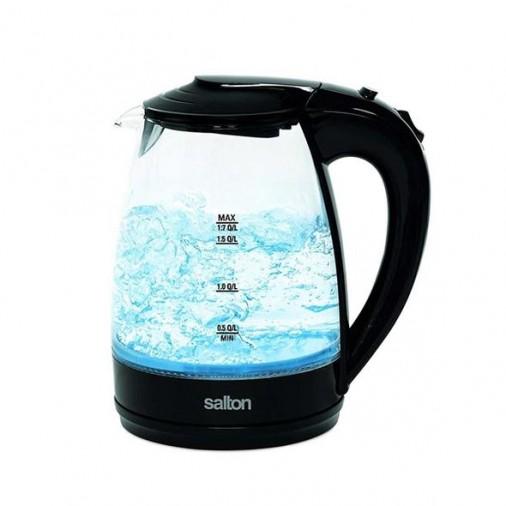 Salton Cordless Electric Glass Kettle Bobby The Coffee Guy