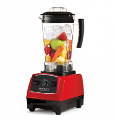Salton Harley Pasternak Compact Power Blender (Red)