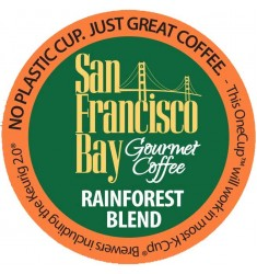 San Francisco Bay Rainforest Blend