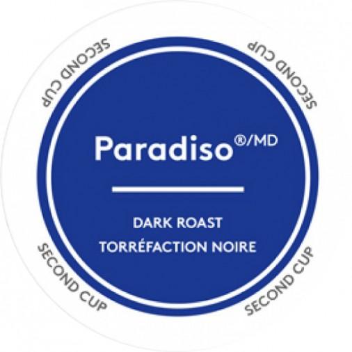 Second Cup Paradiso Dark Coffee