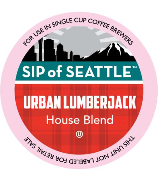 Sip of Seattle Urban LumberJack Coffee