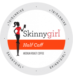 Skinnygirl Girl Half Calf Coffee