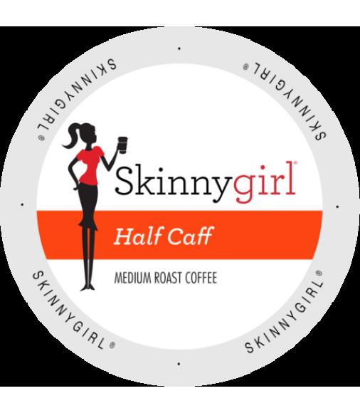 Skinnygirl Girl Half Calf Coffee