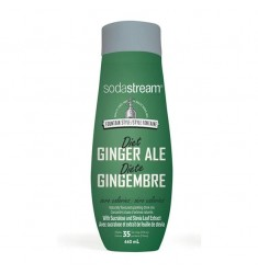 Sodastream Diet Ginger Ale Soda Mix (440ml)