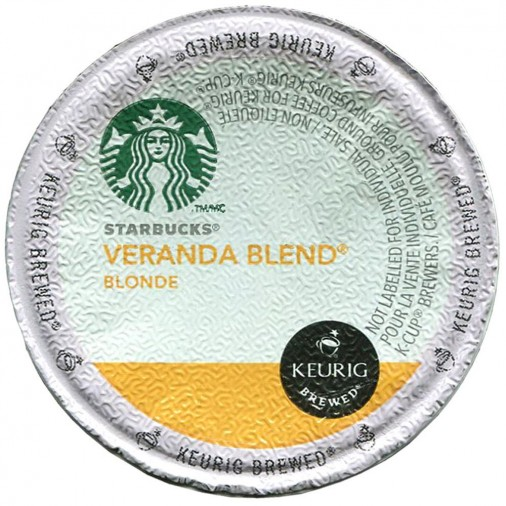 Starbucks True North Veranda, Single Serve Coffee