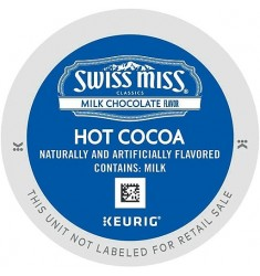 Swiss Miss Hot Chocolate, Single Serve