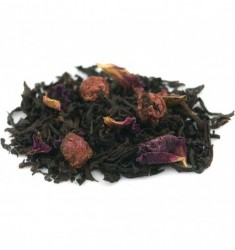 Tea Emporium Black Currant Tea, Loose Leaf Tea