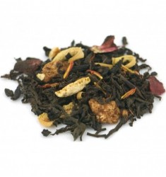 Tea Emporium Blood Orange Tea,  Loose Leaf Tea