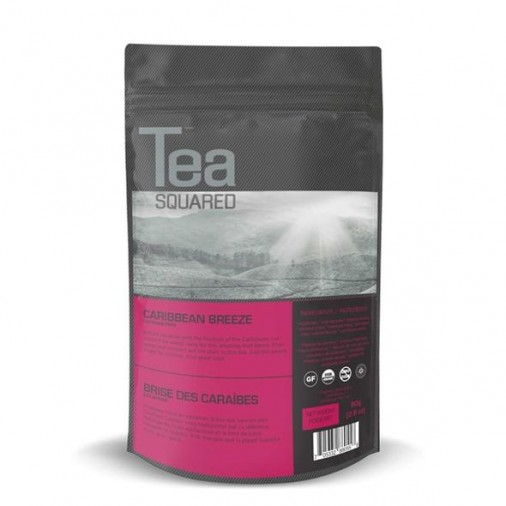Tea Squared Caribbean Breeze Loose Leaf Tea (80g)