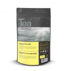Tea Squared Citrus Relaxer Loose Leaf Tea (80g)