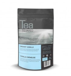 Tea Squared Creamy Vanilla Loose Leaf Tea (80g)