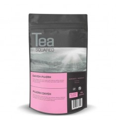 Tea Squared Dayeh Pu-erh Loose Leaf Tea (80g)