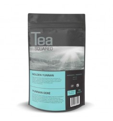Tea Squared Golden Yunnan Loose Leaf Tea (80g)