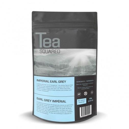 Tea Squared Imperial Earl Grey Loose Leaf Tea (80g)