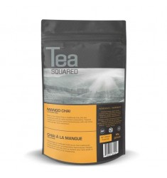 Tea Squared Mango Chai Loose Leaf Tea (80g)