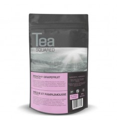 Tea Squared Peachy Grapefruit Loose Leaf Tea (80g)