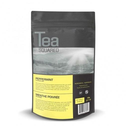 Tea Squared Peppermint Loose Leaf Tea (60g)