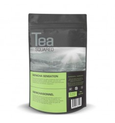 Tea Squared Sencha Sensation Loose Leaf Tea (80g)
