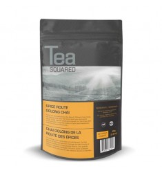 Tea Squared Spice Route Oolong Chai Loose Leaf Tea (80g)