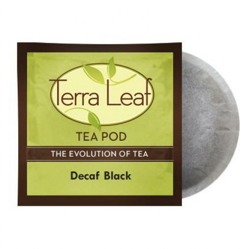 Terra Leaf Decaf Black Tea Pods