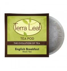 Terra Leaf English Breakfast Tea Pods