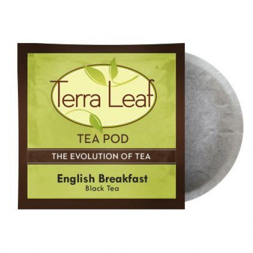 Terra Leaf English Breakfast Tea Pods