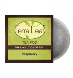Terra Leaf Raspberry Tea Pods