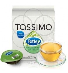 Tetley Pure Peppermint, Tassimo