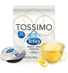 Tetley Dream Camomile Lemon Tea T-Discs