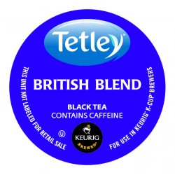 Tetley British Blend Tea, Single Serve (96 Cups)