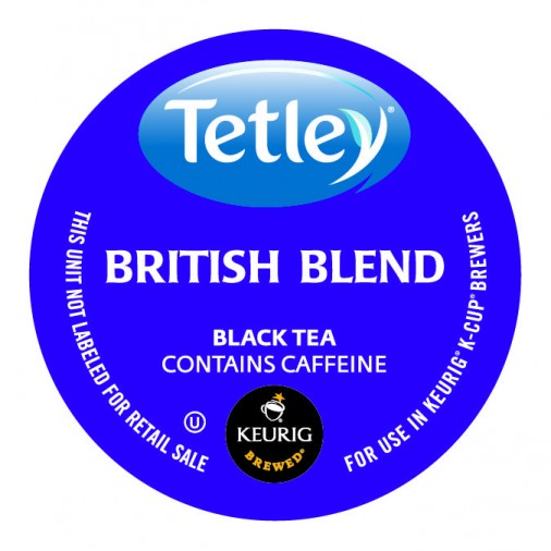 Tetley British Blend Tea, Single Serve