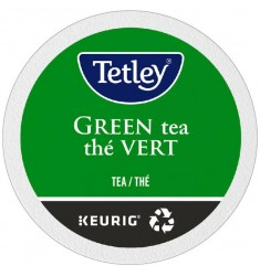 Tetley Green Tea,  Single Serve Tea