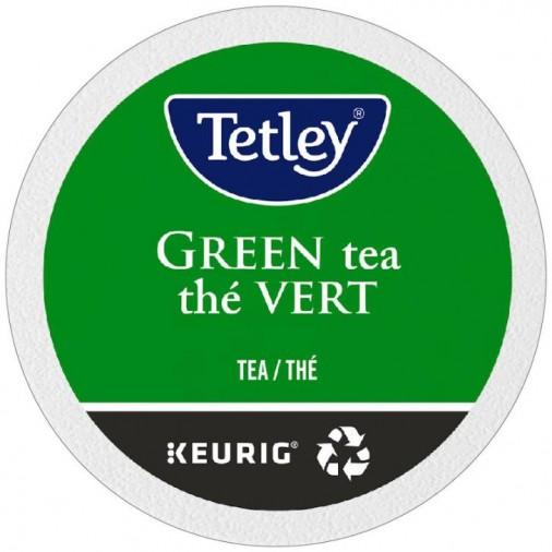 Tetley Green Tea,  Single Serve Tea