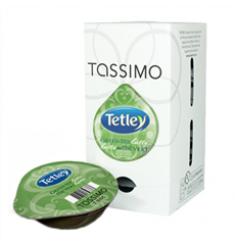 Tetley Green Tea Latte T Discs