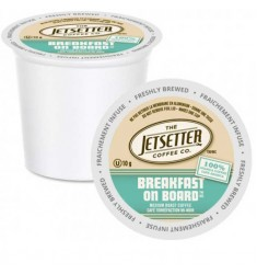 The Jetsetter Breakfast on Board, Single Serve Coffee
