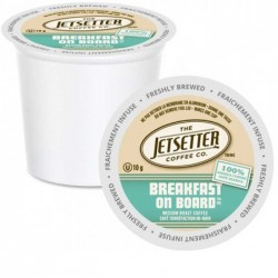 Jetsetter Breakfast on Board, Single Serve Coffee