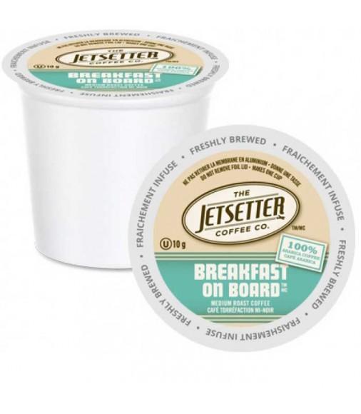 The Jetsetter Breakfast on Board, Single Serve Coffee