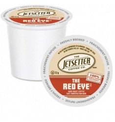 The Jetsetter The Red Eye, Single Serve Coffee