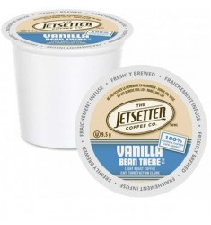 The Jetsetter Vanilla Bean There, Single Serve Coffee