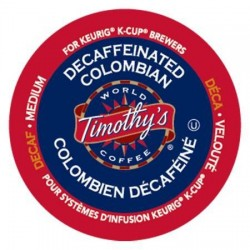 Timothy's Colombian Decaf Coffee