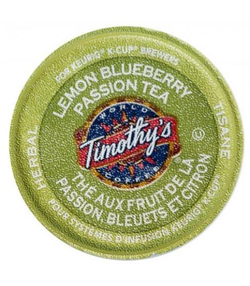 Timothy's Lemon Blueberry Passion Tea