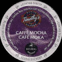 Timothy's Caffè Mocha