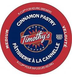 Timothy's Cinnamon Pastry Coffee