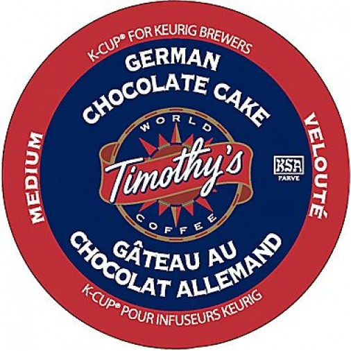 Timothy's German Chocolate Cake Coffee