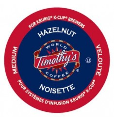 Timothy's Hazelnut Coffee