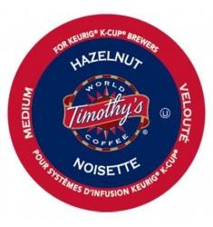 Timothy's Hazelnut Coffee